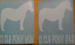 clg decals